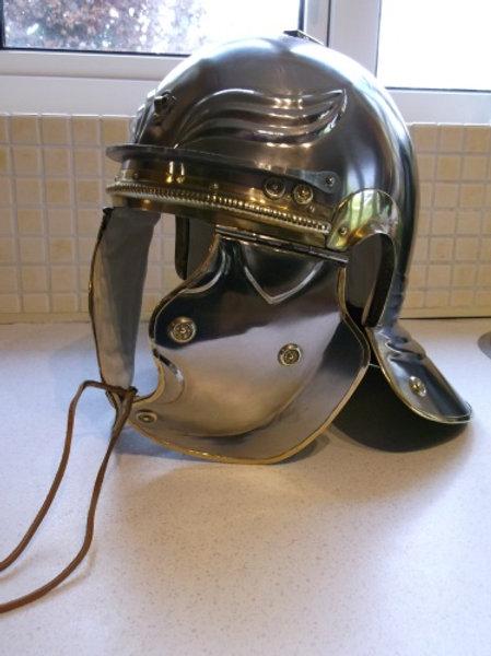 Replica Roman Imperial 'Gallic' type H helmet