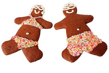 Gluten Free Dairy Free Nut Free Gingerbread Man Perth
