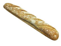 Gluten Free & Yeast Free Sourdough Frenchstick