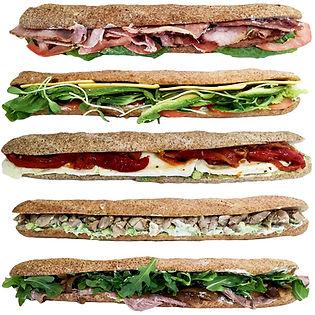 Gluten Free Vegan Lunch Rolls Ready to Eat Perth