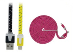 Braided Data / Charger Cable