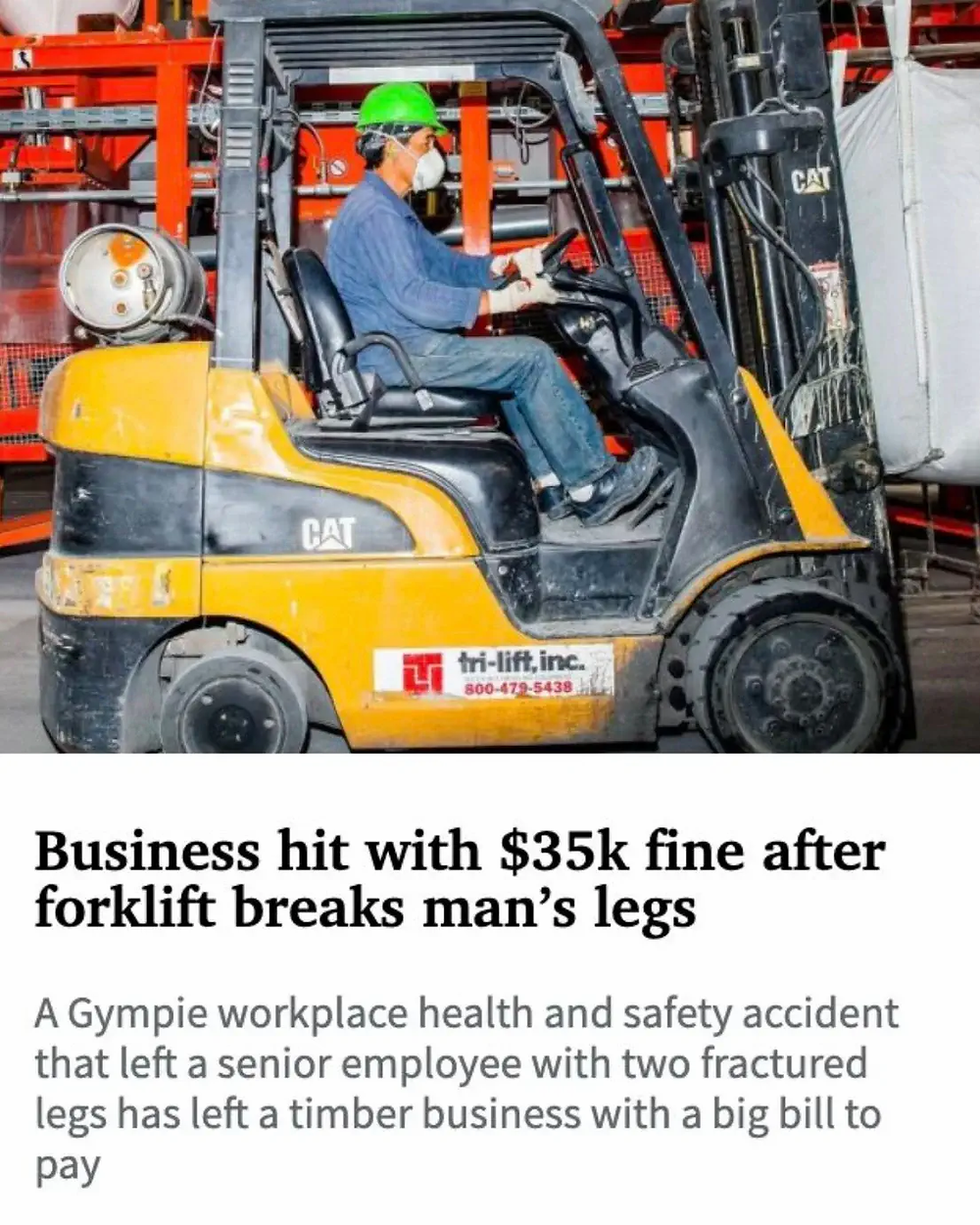 Blog Health and Safety