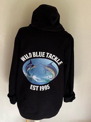Wild Blue Hoodie