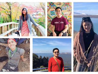 Five Lessons from five Interns: Building a Startup