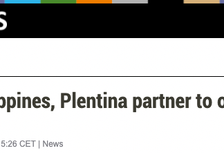 """In the news: """"7-Eleven Philippines, Plentina partner to offer BNPL option"""""""