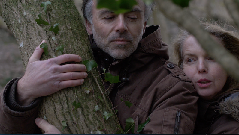Still from Urban Wilderness, with Edward Sparkes and Deborah McMahon