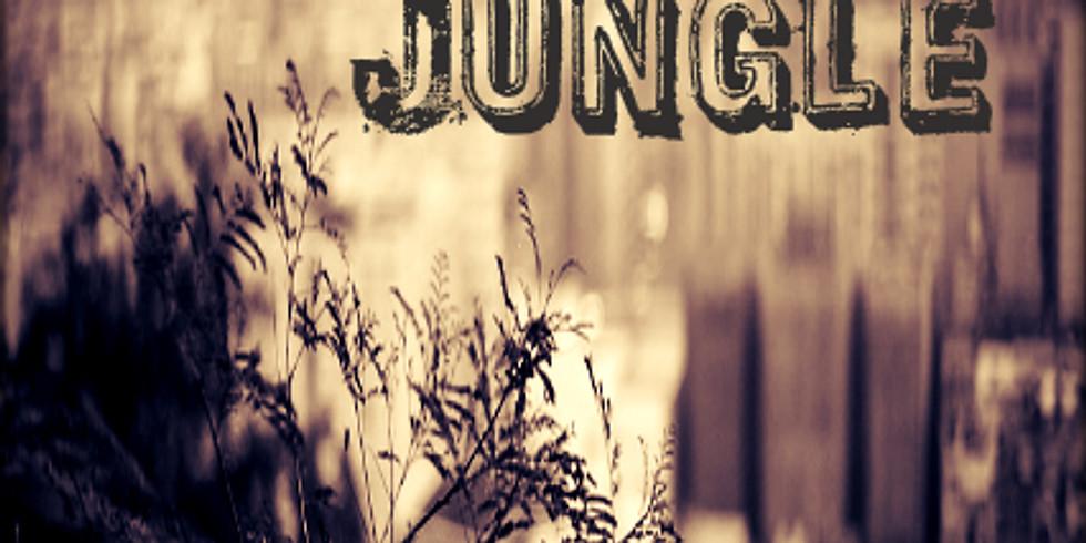 Concrete Jungle Book Launch