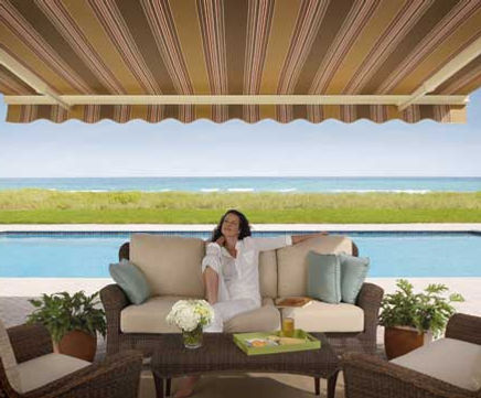 Imperial Awnings | Retractable Awnings | Cape Cod Awnings