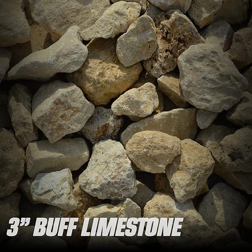 """Buff Limestone 3"""""""