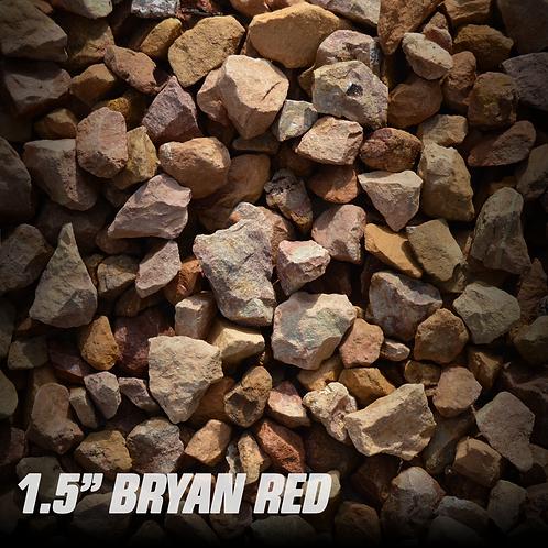 """Bryan Red 1.5"""""""