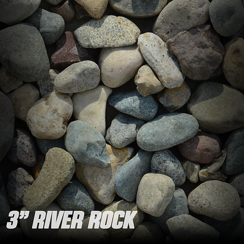 "River Rock 3"""