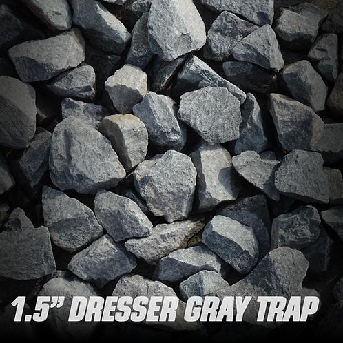"Dresser Gray Trap 1.5"""
