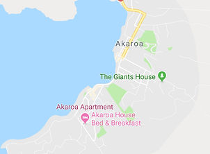 Akaroa House Location