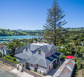 Akaroa House Bed & Breakfast