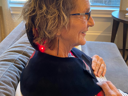 Red Light Therapy & Seniors