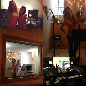 Lynn Verlayne Studio Recording