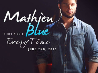 MATHIEU'S DEBUT RELEASE, CO-WRITTEN  AND PRODUCED BY LYNN VERLAYNE STUDIO