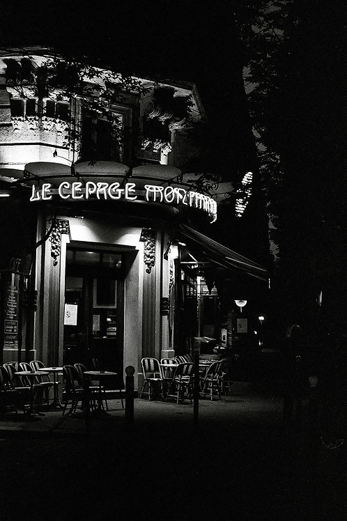 Tirage Photo Paris 20  -  A4