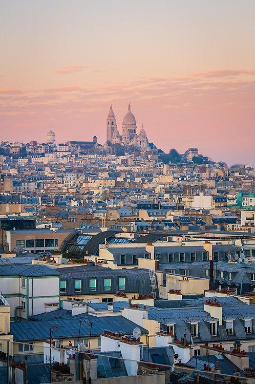 Tirage Photo Paris 8 - A3
