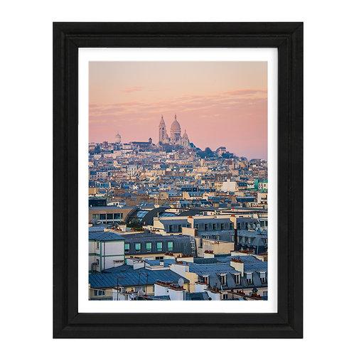 Paris 8 - A3 encadrée