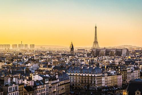 Tirage Photo Paris 12  -  A4