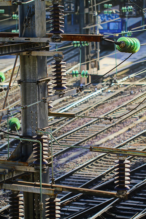 Tirage Photo Train 7  -  A4