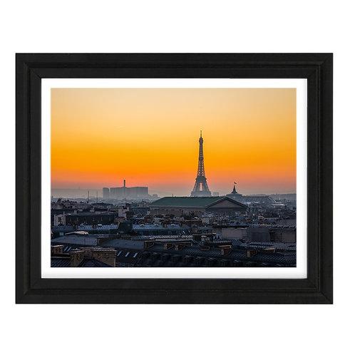 Paris 9 - A3 encadrée