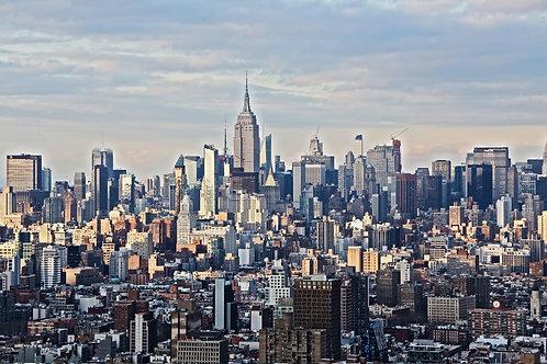 Tirage Photo New York 5 Rockfeller Center - A3