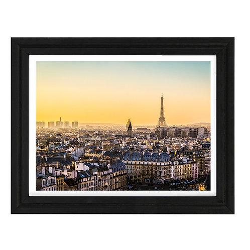 Paris 12 - A4 encadrée
