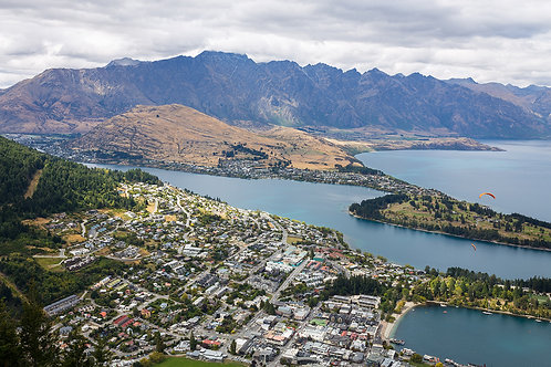 Tirage Photo Nouvelle Zélande 4 - A3