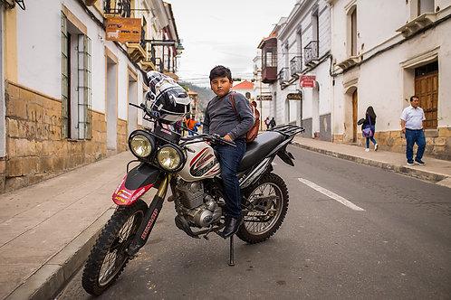 Tirage Photo Bolivie 2  -  A4