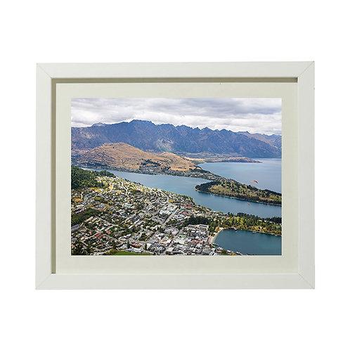 Nouvelle Zélande 4 - A4 encadrée