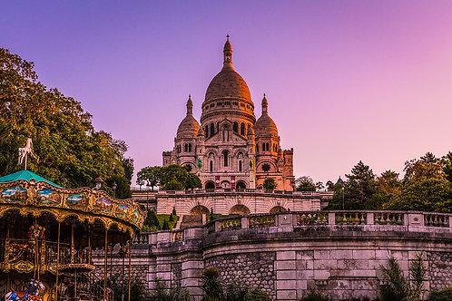 Tirage Photo Paris 11  -  A4