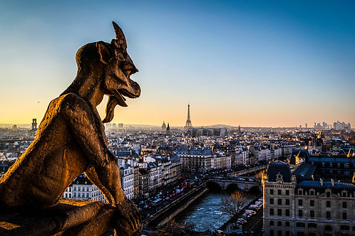 Tirage Photo Paris 1 - A3