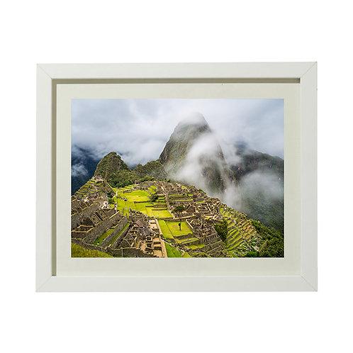 Pérou 8 - A3 encadrée