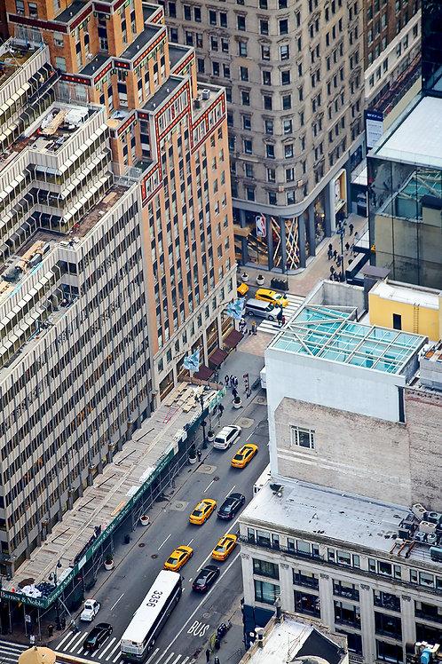Tirage Photo New York 19 Rockfeller Center - A3
