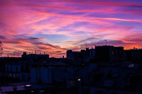 Tirage Photo Paris 7 - A3