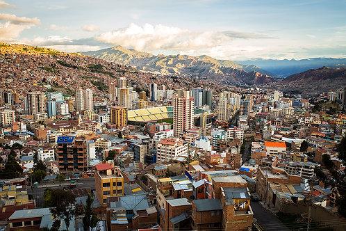 Tirage Photo Bolivie 1 - A3
