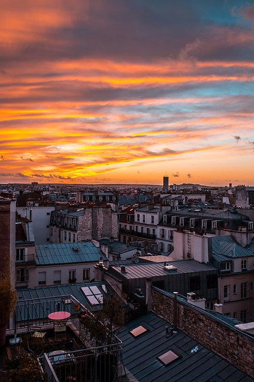 Tirage Photo Paris 3 - A3