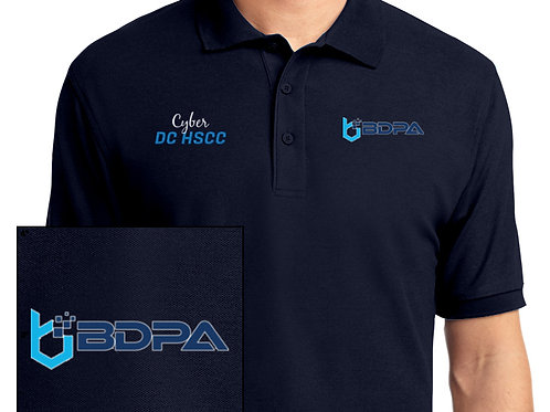 BDPA DC HSCC Men's Polo