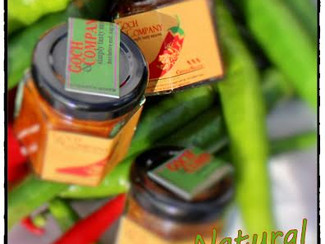 ​Did you know that Goch Chilli Sauces are gluten-free?