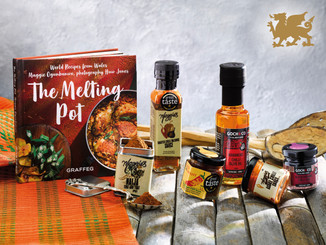 Treat yourself or someone special with this Taste Wales Hamper