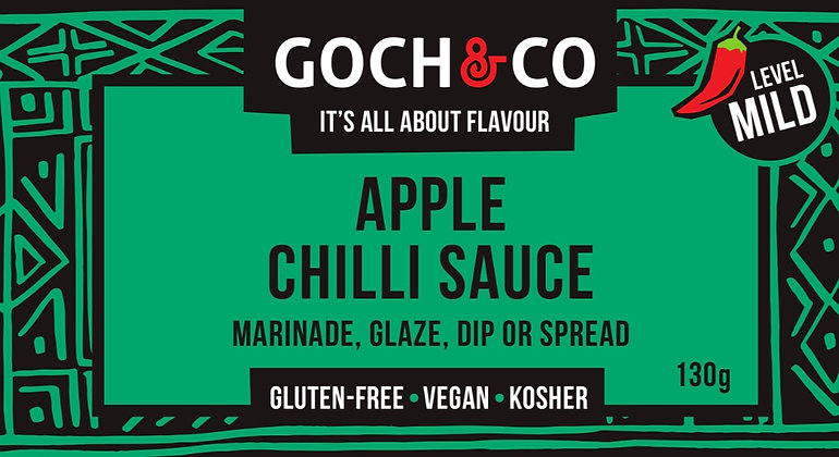 Apple Chilli Sauce (Mild) - 130g
