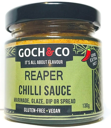 Reaper Chilli Sauce (Extra Hot)