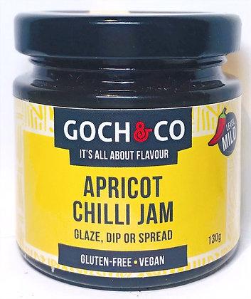 Apricot Chilli Jam (Mild) - 130g