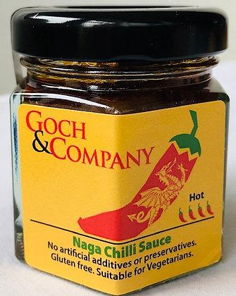 Naga Chilli Sauce (Hot) - 40g