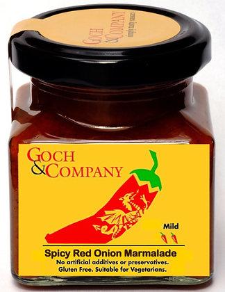 Spicy Red Onion Marmalade (Mild) - 100g