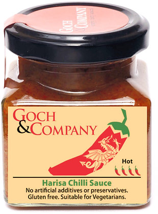 Harisa Chilli Sauce (Hot)