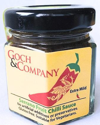 Serrano Fruit Chilli Sauce (Extra Mild) - 40g