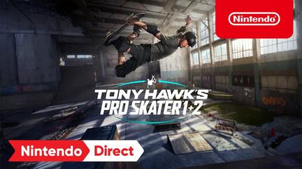 Tony Hawk's Pro Skater 1 + 2 1